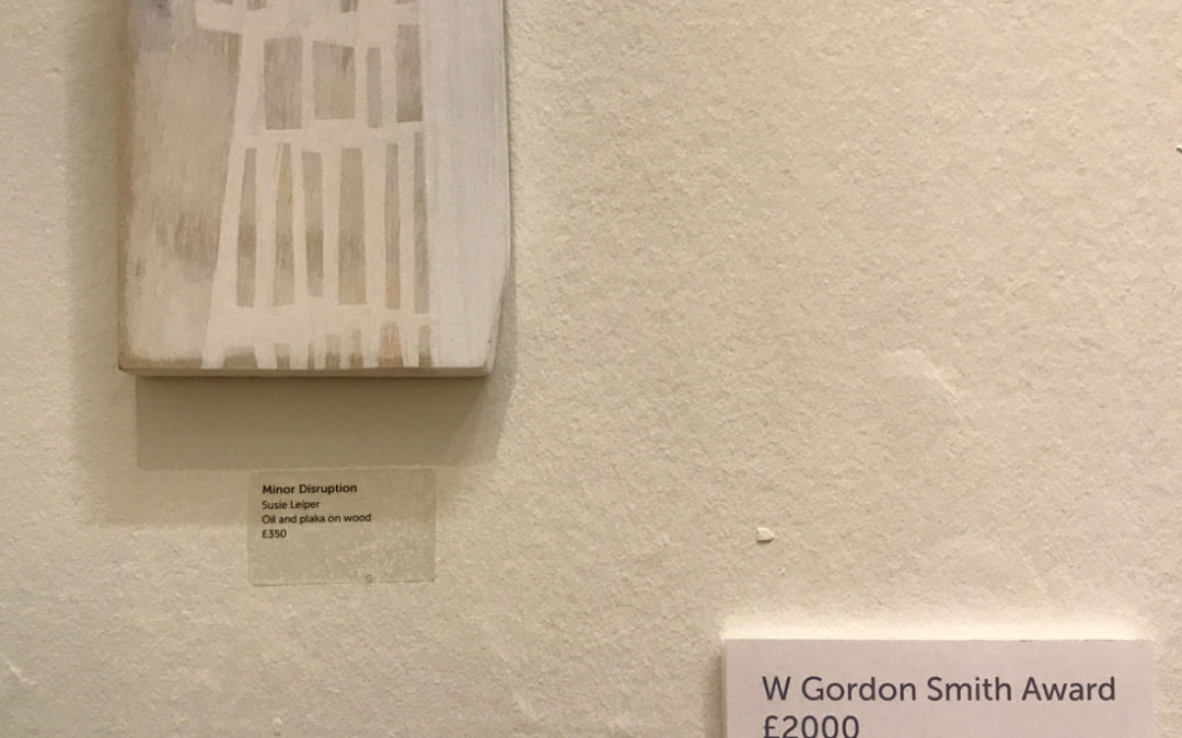 W Gordon Smith Award at OPEN 2018