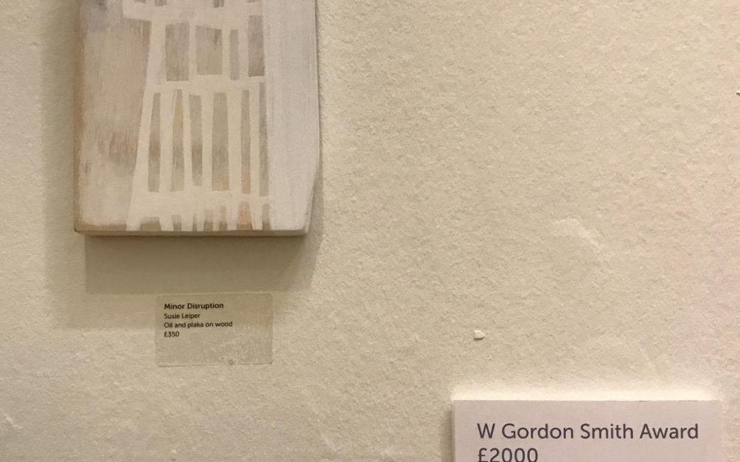 W Gordon Smith Award at OPEN 2018